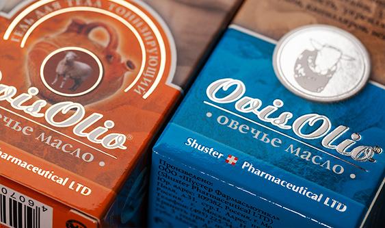 Упаковка «Овечье масло»