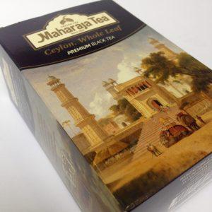 Упаковка Maharaja Tea