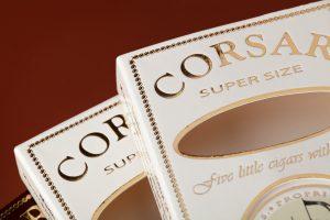 Упаковка Corsar