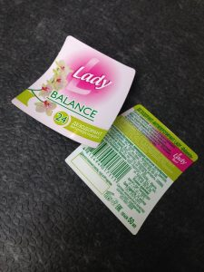 Заказать этикетки на парфюмерию