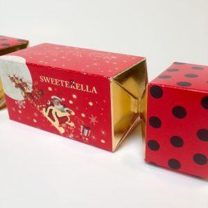 Цена картонных упаковок для конфет