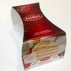 Цена картонной упаковки для тортов