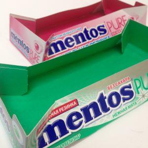 Упаковка Mentos